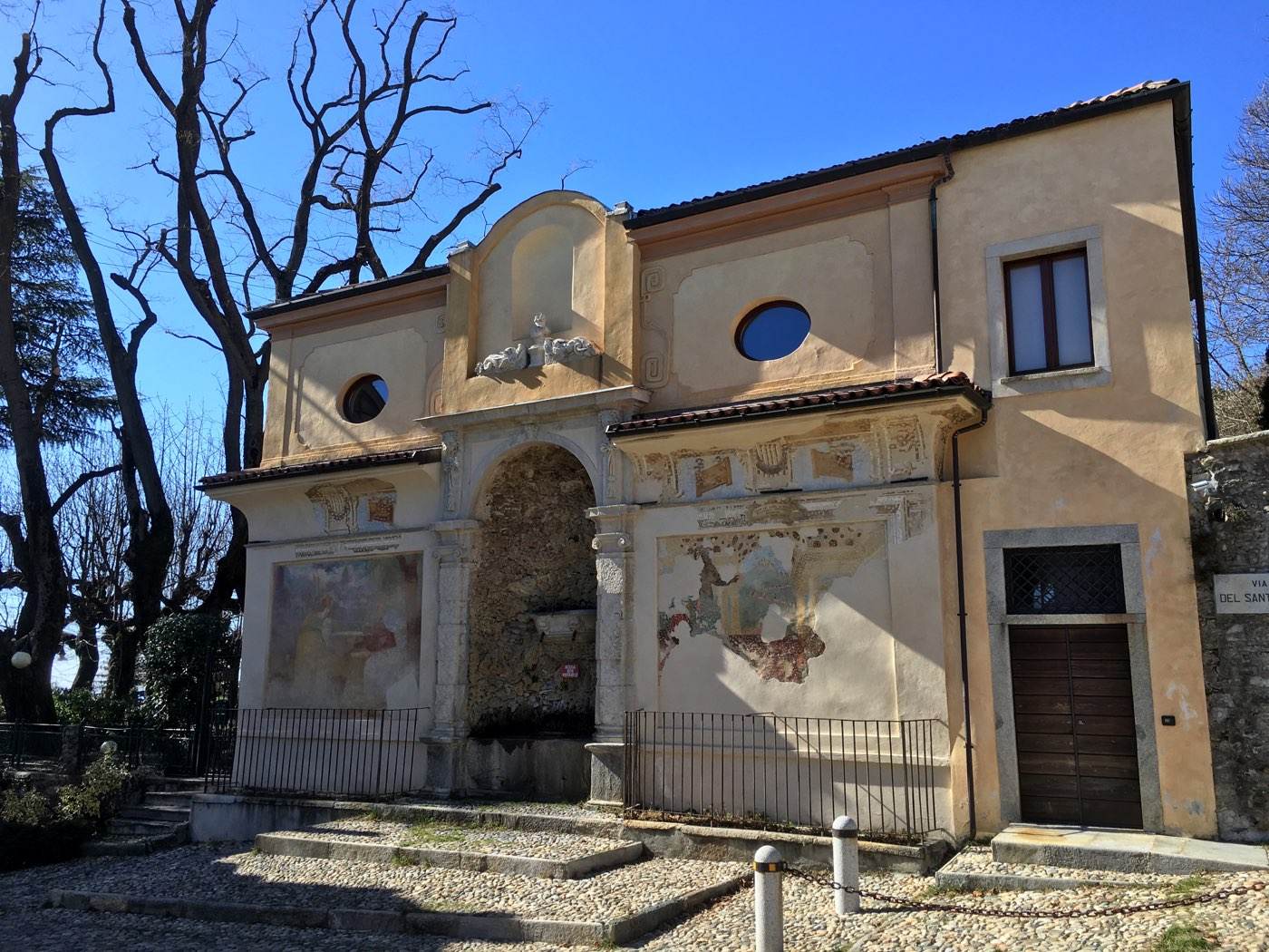 Via Sacra Prima Cappella, Varese